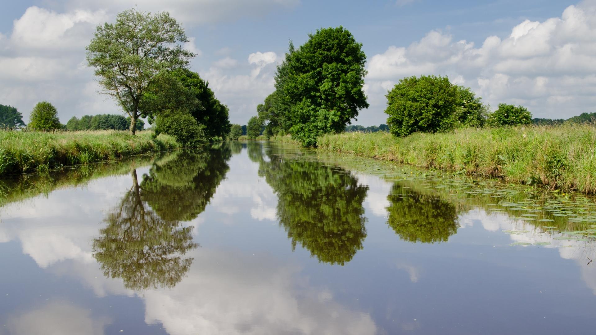 Relaunch Sommer Fluss